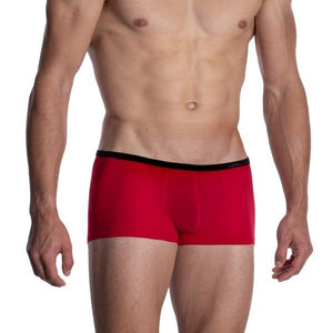 RED 1975 MINIPANTS - RED