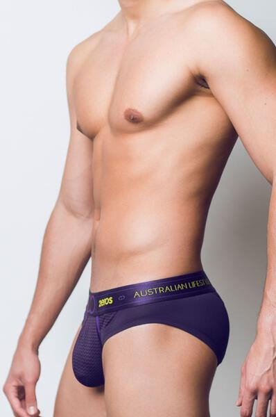 AKTIV NRG BRIEF - Vivid Purple