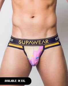 SPRINT JOCK - STRAWBERRY