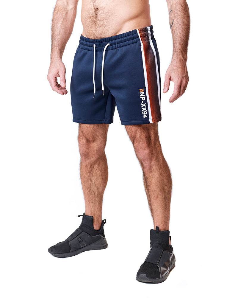 ACTIVATE RUGBY SHORT - BLUE