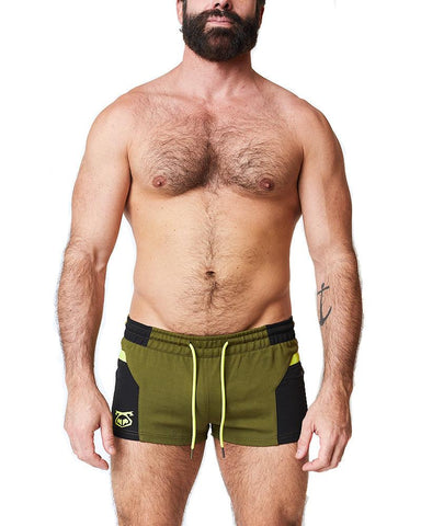 TRAIL TRUNK SHORT - GREEN