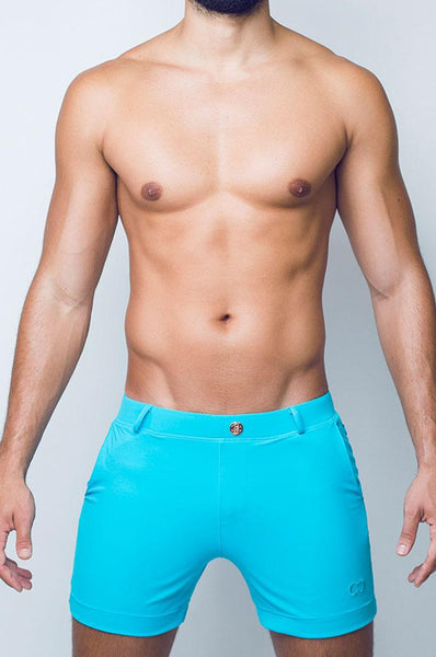 S6061 BONDI SHORT (Series 2)- AQUA