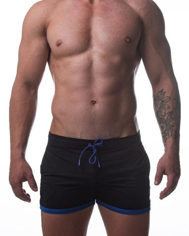 CIRCUIT SHORT - ROYAL