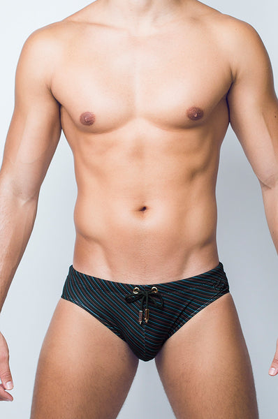 V10  SWIM BRIEF - VALOR BLACK