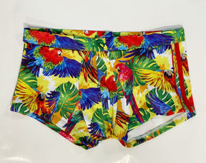TROPICAL BIRD TRUNK - MULTI