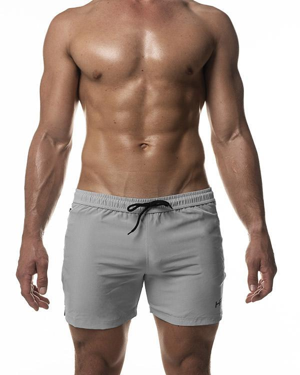 SPORT TRAINING SHORTS - GREY