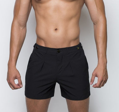 S80 AVALON SHORTS - CHARCOAL