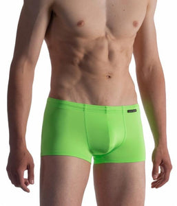 BLU1658 BEACH PANTS - LIME