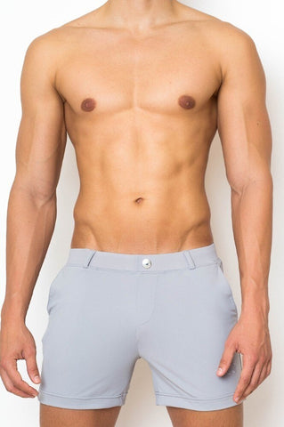 S60 Bondi Shorts - Alloy