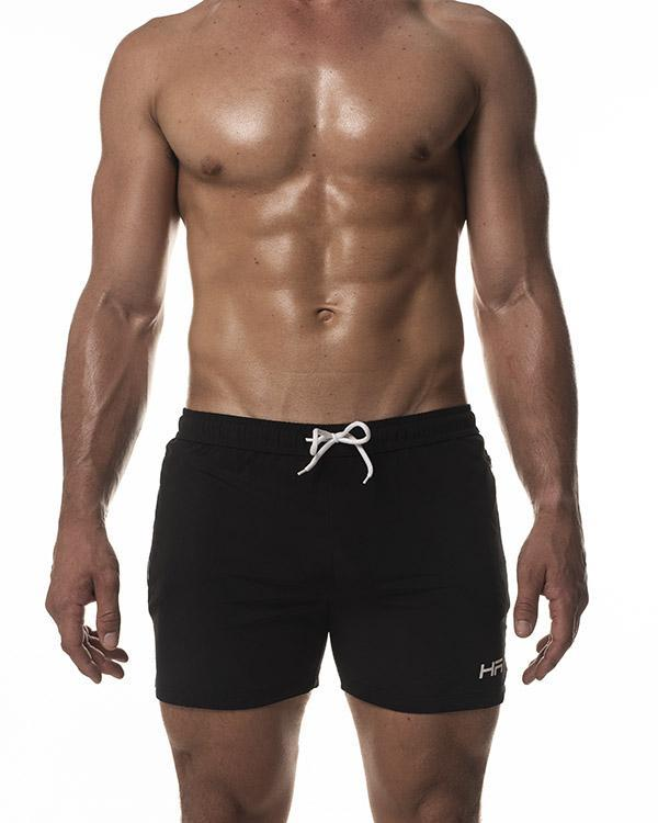 SPORT TRAINING SHORTS - BLK