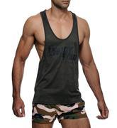 AXEL MUSCLE TANK - ARMY
