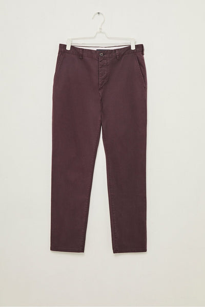 MACHINE GUN STRETCH TROUSER - KAHULA BROWN