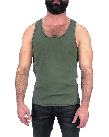 OUTPOST TANK TOP - GRN