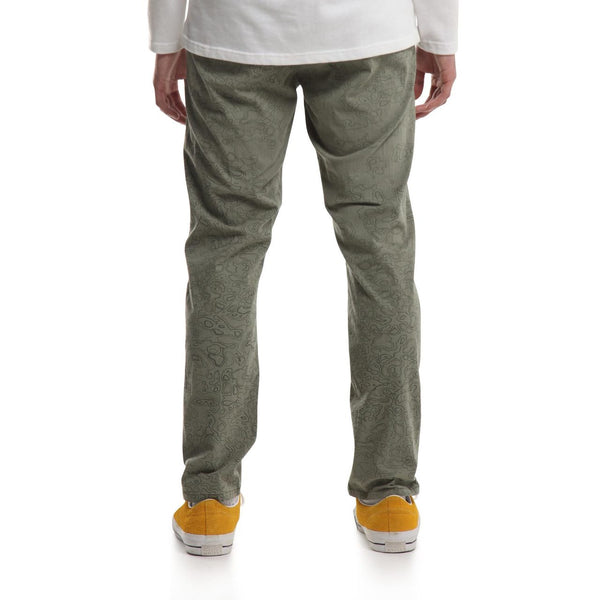 CAMO ROAN PANT - OLIVE