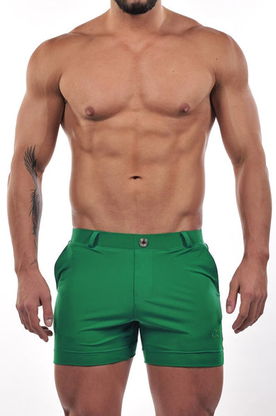 S60 BONDI SHORT - EMERALD