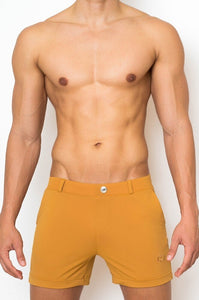 S60 Bondi Shorts - Almond