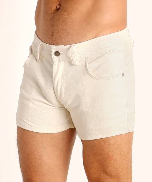 Corduroy 5in Pocket Short - Khaki