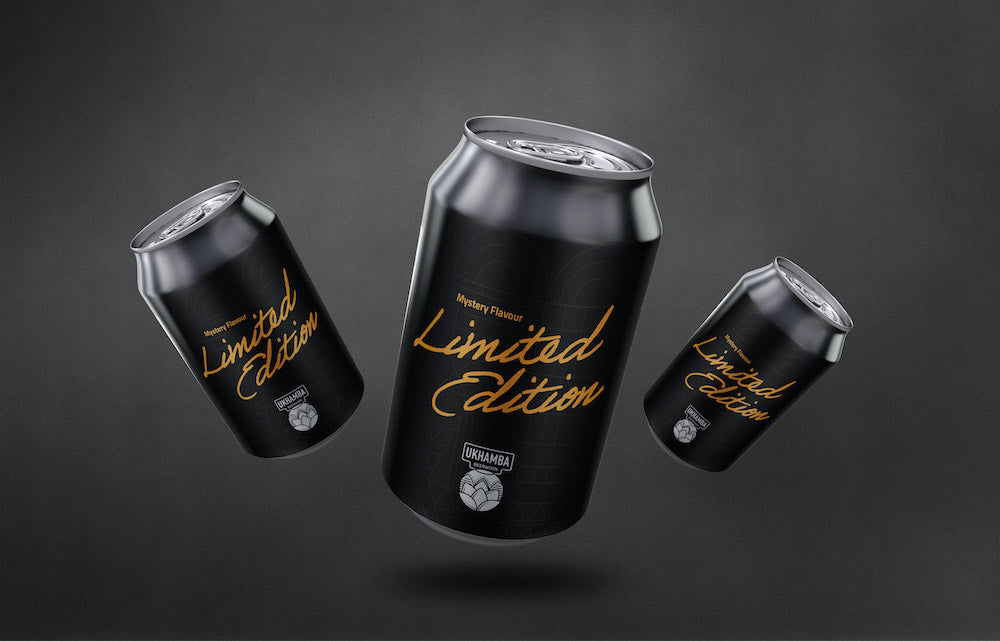 mystery flavour limited edition beer