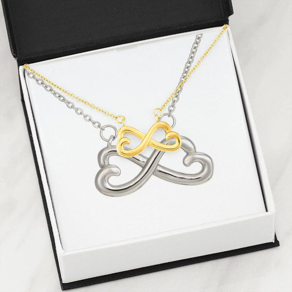 necklace | scripted love necklace
