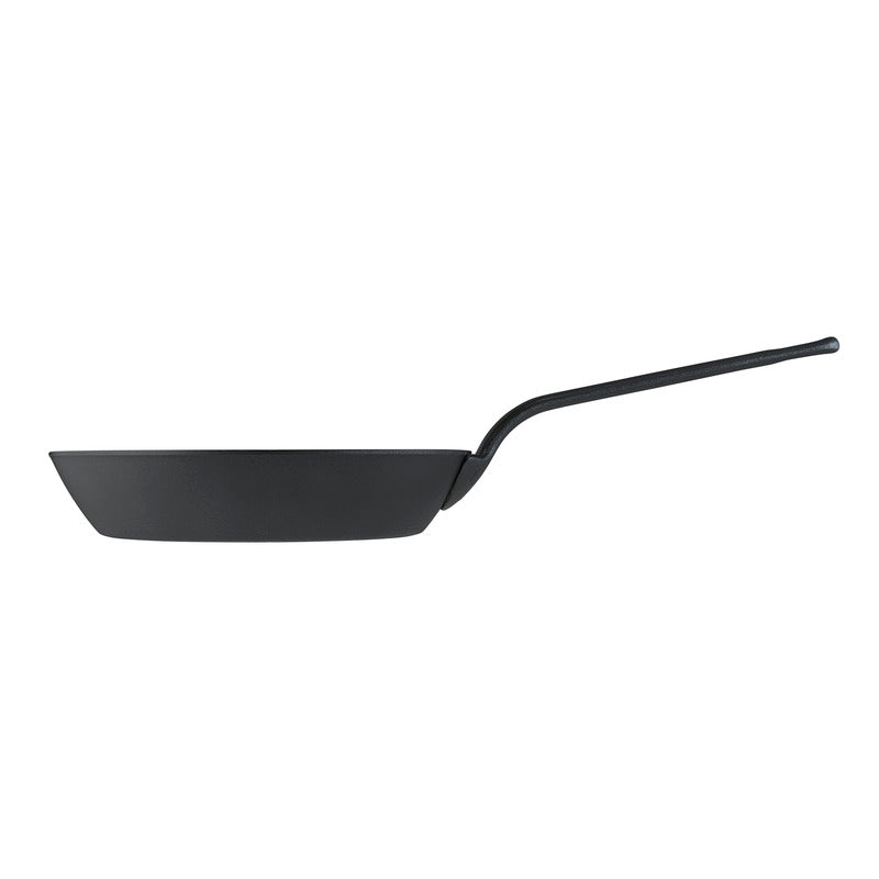Black Star Iron Frying Pan 28cm - CLNRY Cookware