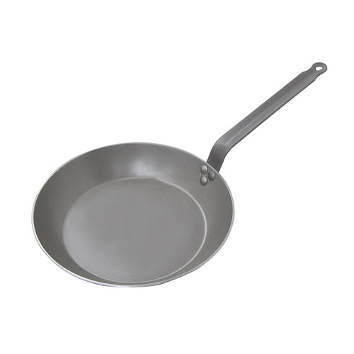 Lyonnaise Carbon Steel Frying Pan 24cm - CLNRY Cookware