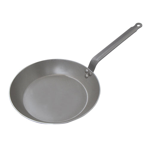 Lyonnaise Carbon Steel Frying Pan 28cm - CLNRY Cookware