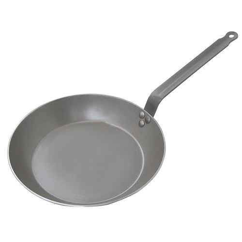 Lyonnaise Carbon Steel Frying Pan 30cm - CLNRY Cookware