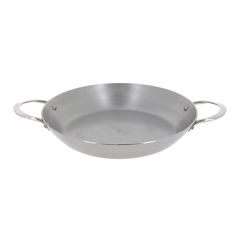 Mineral B Element Carbon Steel Paella Pan 32cm