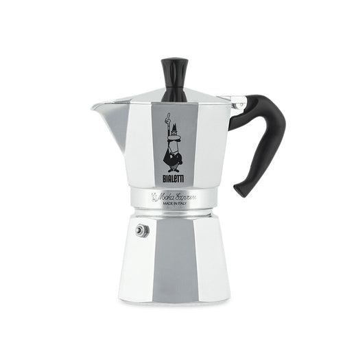 Bialetti Moka Express Espresso Maker (6 Cup) - CLNRY Cookware