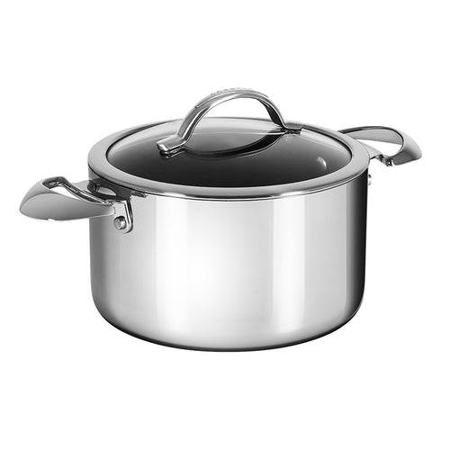 Scanpan HaptIQ Dutch Oven With Lid 20cm - CLNRY Cookware
