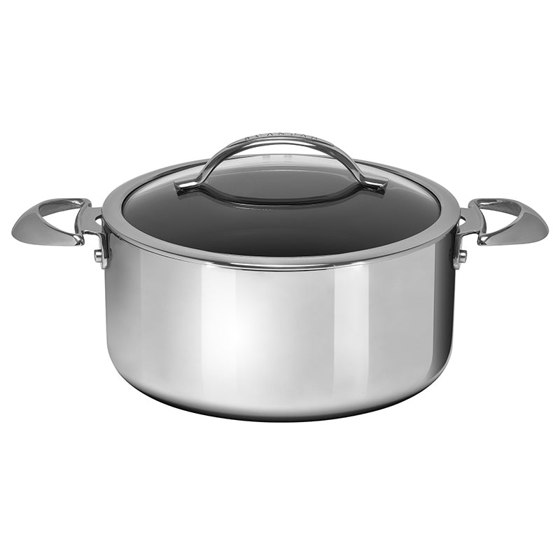 Scanpan HaptIQ Dutch Oven With Lid 24cm - CLNRY Cookware