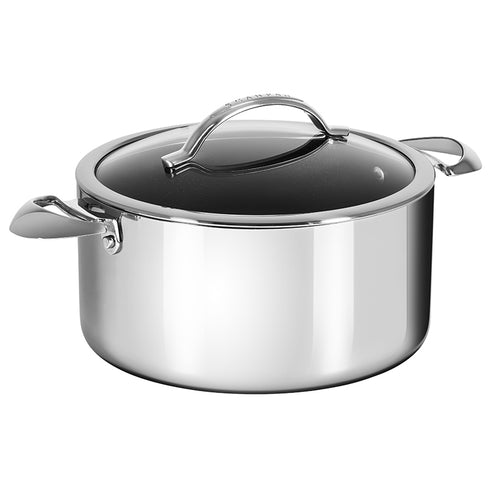 Scanpan HaptIQ Dutch Oven With Lid 26cm - CLNRY Cookware