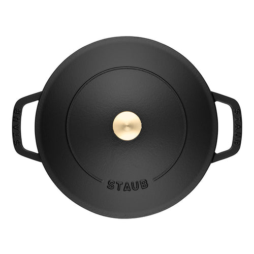 Round Chistera Saute Pan 24cm - CLNRY Cookware