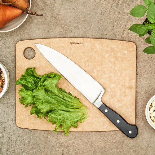 "Kitchen Series Chopping Board Natural 11.5"" x 9"""