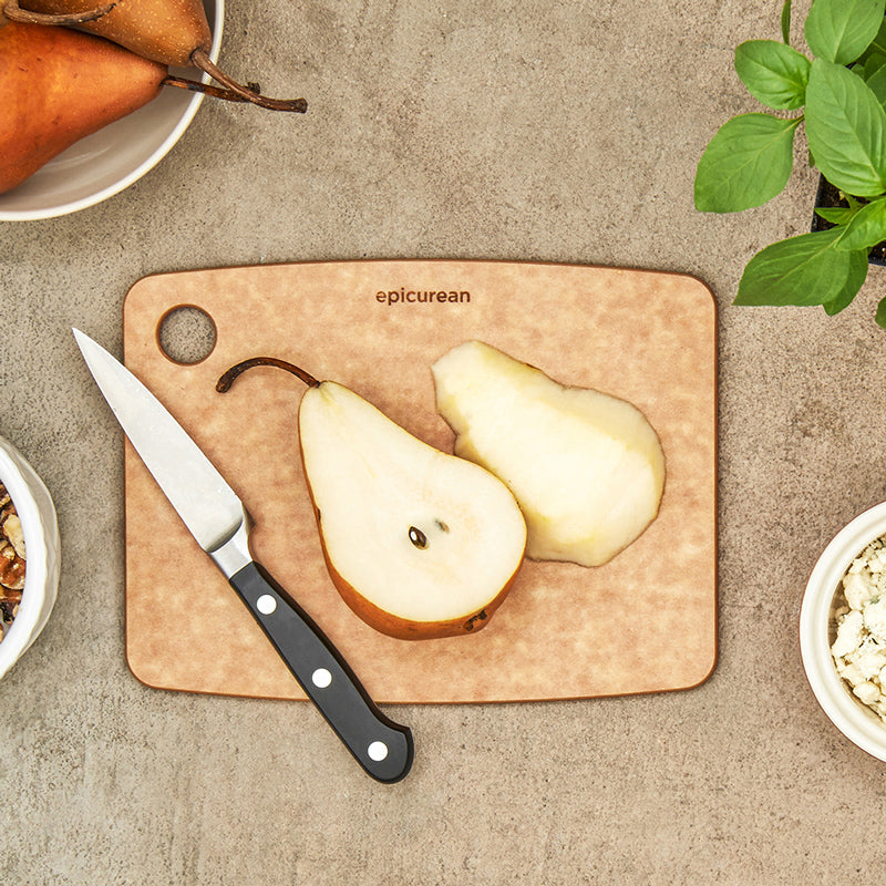 "Epicurean Kitchen Series Chopping Board Natural 8"" x 6"" - CLNRY Cookware"