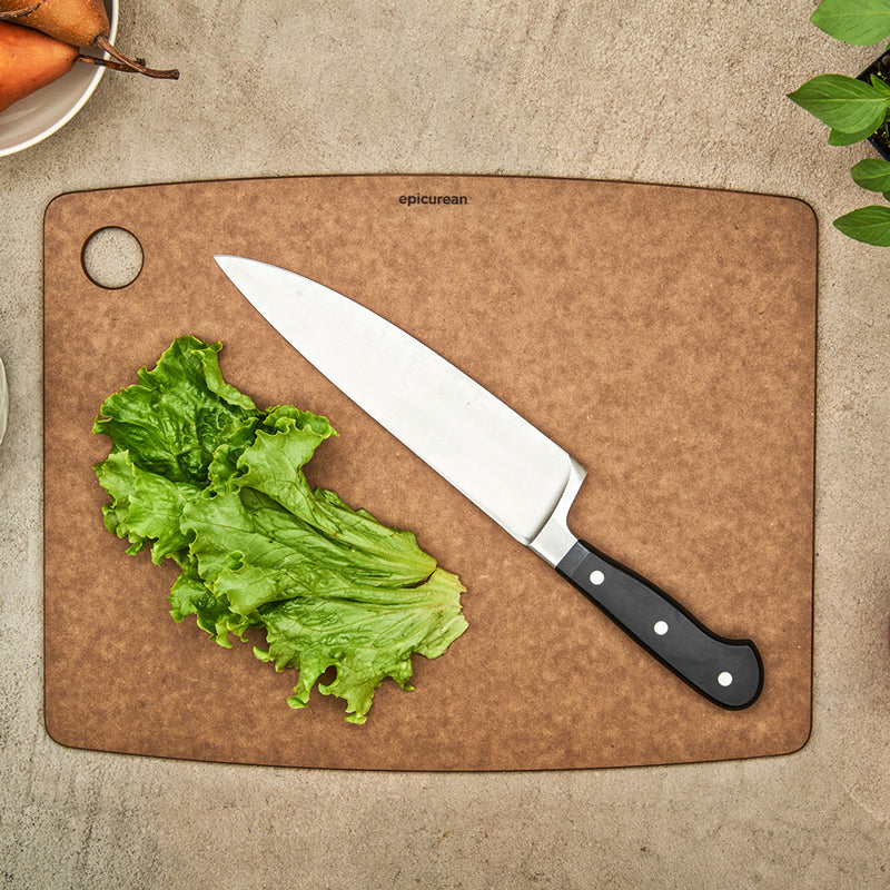 "Kitchen Series Chopping Board Nutmeg 17.5"" x 13"""