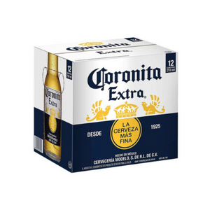 Cerveza Clara Coronita Extra 12 Pack (210ml)
