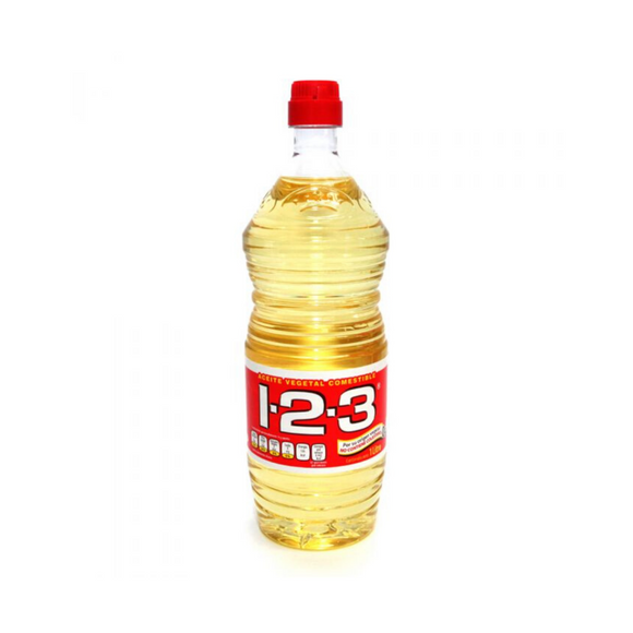 Aceite 123 (1LT)