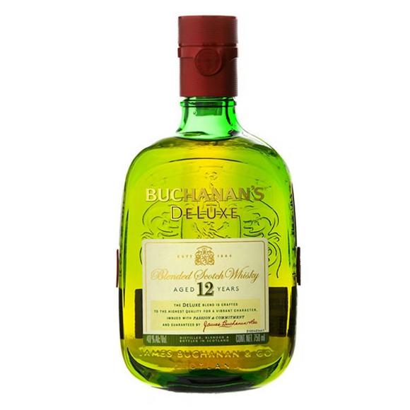Whisky Buchanas 12 750ml - GOURDOM
