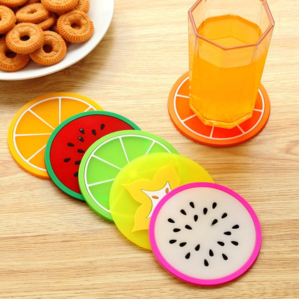 Modern Colorful Silicone Cup