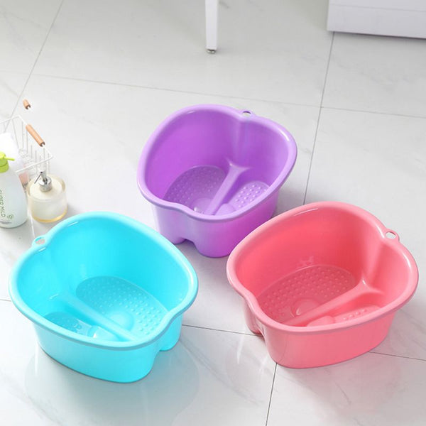 Plastic Large Foot Bath Spa Tub