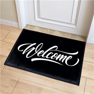 Home Decorative Front Door Mat