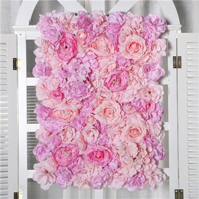 Silk Rose Flower Home Decor