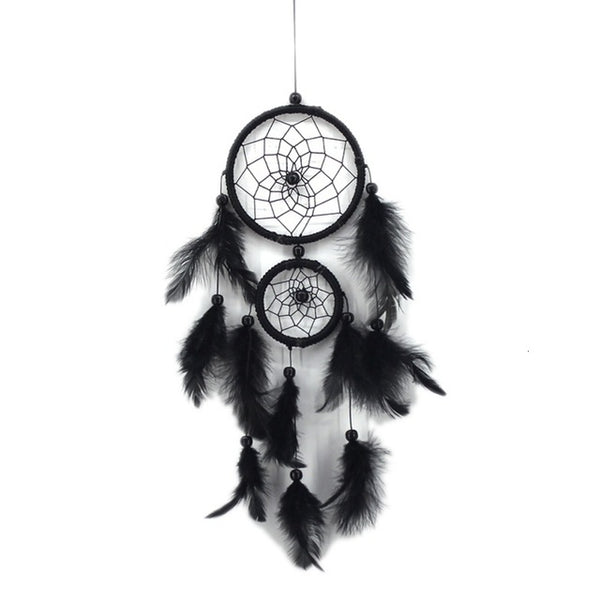 Black Dream Catcher