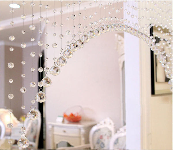 Beads Curtains Luxury Acrylic Crystal Curtains
