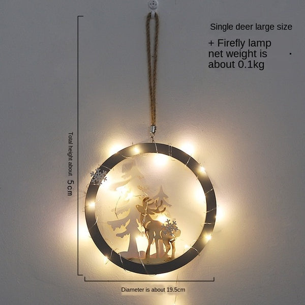Ins Style Christmas Home Furnishing Pendant