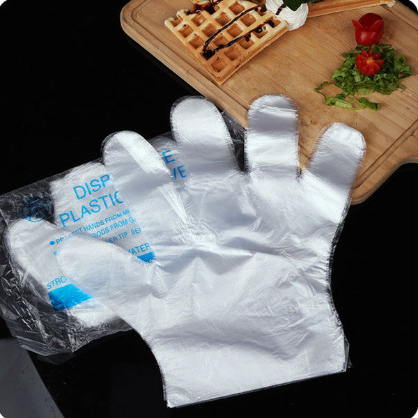 Gloves Food Grade PVC Contact