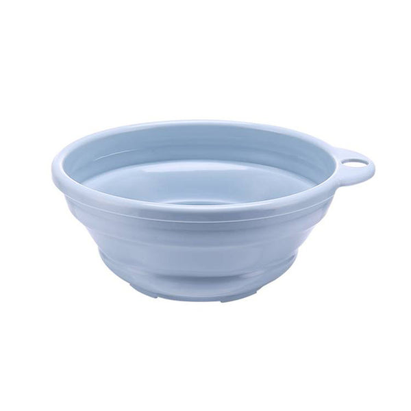 Silicone Portable Folding Plastic Collapsible Wash Basin