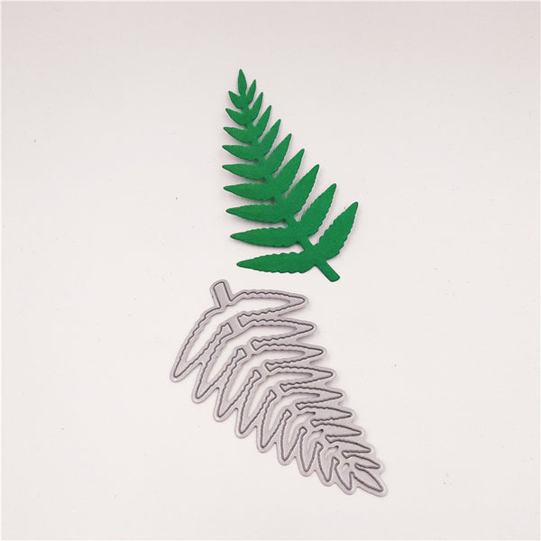Leaf Metal Cutting