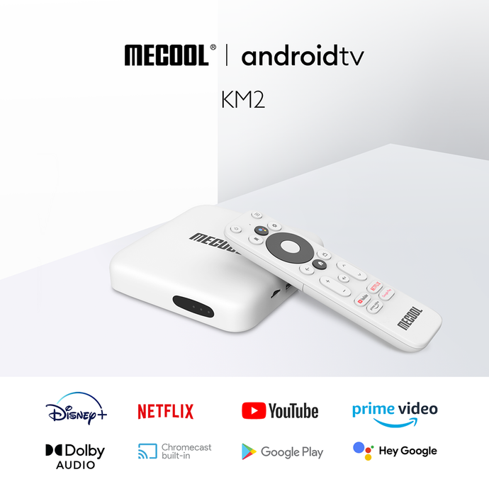 New Product: MECOOL KM2 will be released